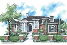 House Plan Design - Colonial Exterior - Front Elevation Plan #930-292
