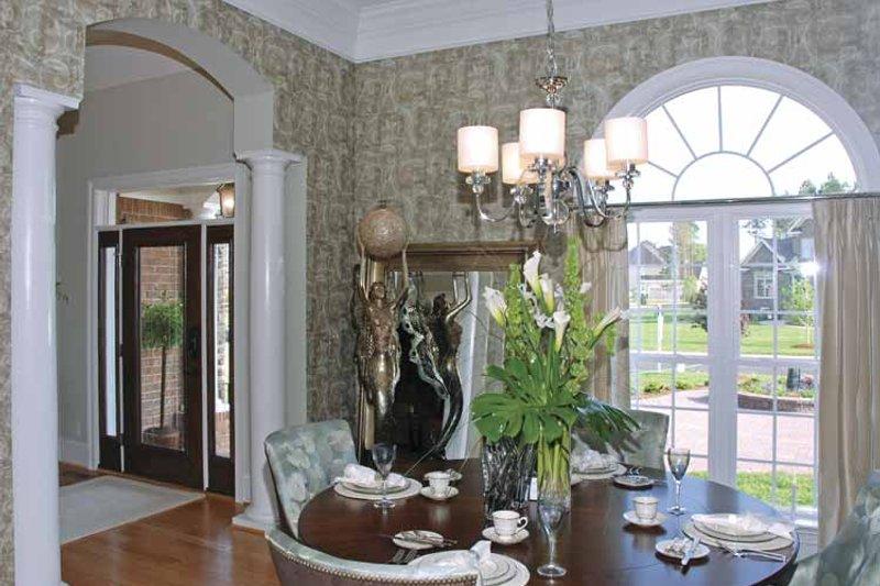 Country Interior - Dining Room Plan #952-78 - Houseplans.com