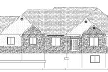Home Plan - Ranch Exterior - Front Elevation Plan #1060-26
