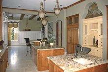 Home Plan - Country Interior - Kitchen Plan #1019-9