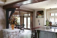 Dream House Plan - Craftsman Interior - Kitchen Plan #928-32