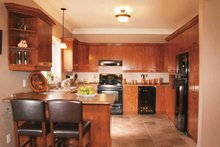 House Plan Design - Country Interior - Kitchen Plan #23-2346