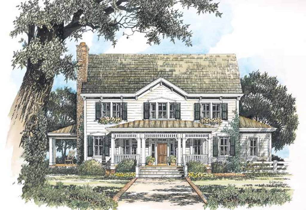Victorian style house plan 4 beds 3 5 baths 3159 sq ft for 429 plan
