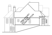 House Design - Colonial Exterior - Other Elevation Plan #927-586