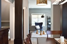 Home Plan - Contemporary Interior - Dining Room Plan #928-273
