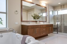 Home Plan - Contemporary Interior - Master Bathroom Plan #132-564