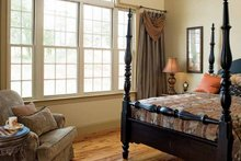 House Plan Design - Country Interior - Master Bedroom Plan #929-634