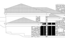 Home Plan - Contemporary Exterior - Other Elevation Plan #943-19