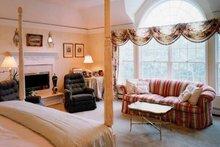 Architectural House Design - European Interior - Bedroom Plan #314-227