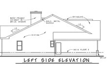 Dream House Plan - Traditional Exterior - Other Elevation Plan #20-1248