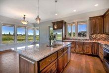 Craftsman Interior - Kitchen Plan #1070-5