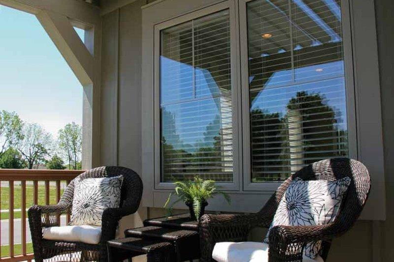 Craftsman Exterior - Other Elevation Plan #928-193 - Houseplans.com