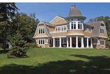 House Plan Design - Craftsman Exterior - Rear Elevation Plan #928-232