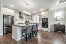 Craftsman Interior - Kitchen Plan #124-1166