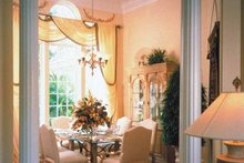 Colonial Interior - Dining Room Plan #417-666