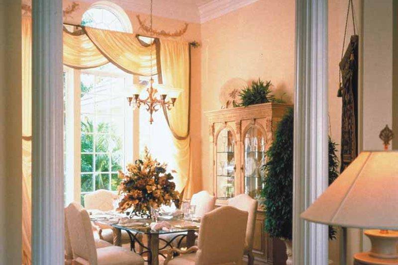 Colonial Interior - Dining Room Plan #417-666 - Houseplans.com