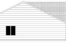 Dream House Plan - Craftsman Exterior - Other Elevation Plan #943-43