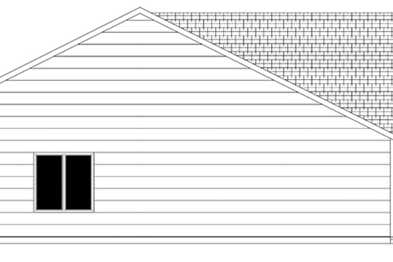 Craftsman Exterior - Other Elevation Plan #943-43 - Houseplans.com