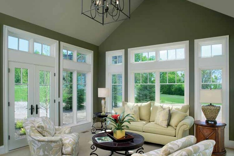 Classical Interior - Other Plan #928-55 - Houseplans.com
