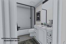 Opt. Finished Basement Bath