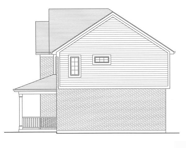 Traditional Floor Plan - Other Floor Plan Plan #46-800