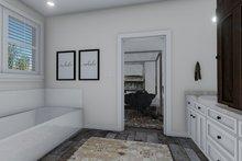 Architectural House Design - Traditional Interior - Master Bathroom Plan #1060-61