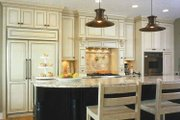 Craftsman Style House Plan - 5 Beds 4 Baths 4175 Sq/Ft Plan #928-21 Interior - Kitchen