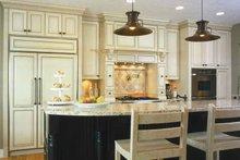 Craftsman Interior - Kitchen Plan #928-21