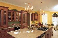 Classical Interior - Kitchen Plan #37-275