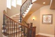 European Style House Plan - 4 Beds 3.5 Baths 4347 Sq/Ft Plan #928-178 Interior - Entry