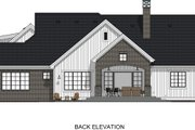 Farmhouse Style House Plan - 3 Beds 2.5 Baths 2551 Sq/Ft Plan #1069-18 Exterior - Rear Elevation