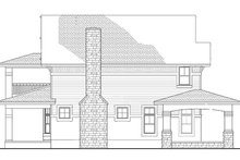 Home Plan - Craftsman Exterior - Other Elevation Plan #1058-79
