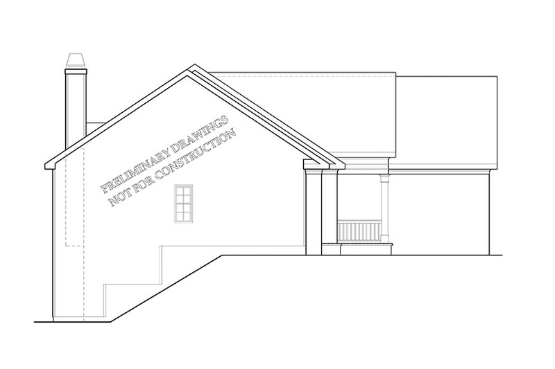 Country Exterior - Other Elevation Plan #927-213 - Houseplans.com