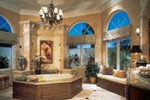 House Plan Design - Mediterranean Interior - Bathroom Plan #930-187