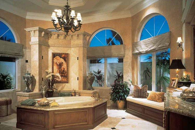 Mediterranean Interior - Bathroom Plan #930-187 - Houseplans.com