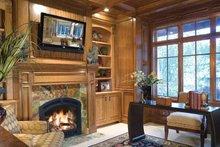 Dream House Plan - Traditional Interior - Master Bedroom Plan #48-877