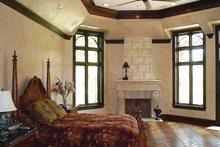 European Interior - Master Bedroom Plan #119-393