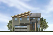Architectural House Design - Exterior - Front Elevation Plan #569-14
