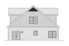 Country Exterior - Other Elevation Plan #932-248