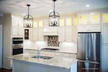 House Plan Design - European Interior - Kitchen Plan #929-1033