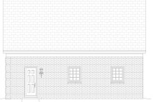 Dream House Plan - Country Exterior - Other Elevation Plan #932-283