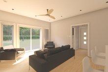 House Plan Design - Cottage Interior - Entry Plan #126-222