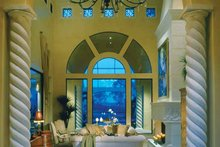 Mediterranean Interior - Entry Plan #930-34