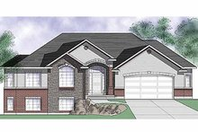 Architectural House Design - Traditional Exterior - Front Elevation Plan #945-13