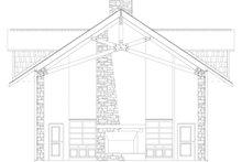 House Design - European Exterior - Other Elevation Plan #17-2545