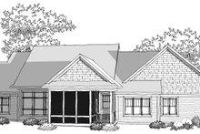 Home Plan Design - Ranch Photo Plan #70-1036