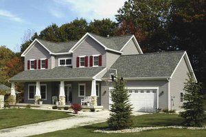 Craftsman style house plan 3 beds 2 5 baths 1946 sq ft for Homeplans com reviews