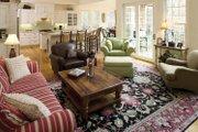 Craftsman Style House Plan - 4 Beds 3 Baths 3301 Sq/Ft Plan #929-754