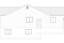 Traditional Exterior - Other Elevation Plan #1060-54