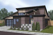 Contemporary Exterior - Front Elevation Plan #569-6